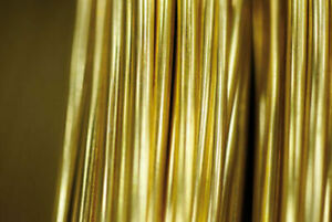 Brass round wire unplated 0.4mm to 2.0mm  £2.20 to £3.26 jewellery/craft