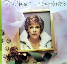 ANNE MURRAY - CHRISMAS Wishes - Stéréo sn-16232 EMI CAPITOL RECORDS LP