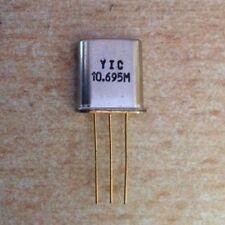 10.695 MHz  7.5Khz  Bandwidth  Crystal (bleedover) CB filter
