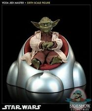 1/6 Scale Star Wars Yoda Jedi Master Sideshow Collectibles