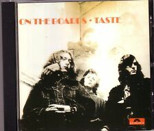 CD (NEU!) . TASTE (Rory Gallagher) - On the Boards (What's going on mkmbh