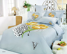 Le Vele - Hayat, Duvet Cover Set, Bed in Bag, Full/Queen Bedding set, LE59Q