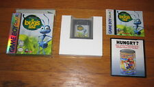 A Bug's Life (Game Boy Color, GBC) Complete in Box Excellent