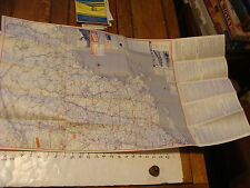 Vintage Travel Paper--1960 HOTEL MAPS, new England and the Northeast