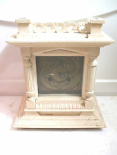 Victorian Antique Mantel & Carriage Clocks with Chimes