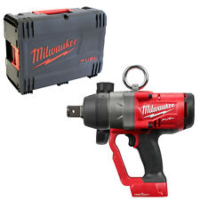 "Milwaukee M18ONEFHIWF1-0 18V ONE-KEY FUEL HighTorque 1"" Impact Wrench With Case'"