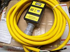 *NEW* HUBBELL CIRCUIT GUARD GROUND FAULT CIRCUIT INTERRUPTER 25' CORD , GFP1312