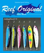 Reef Original Handmade Wood Lure - Sinking Pencil 170