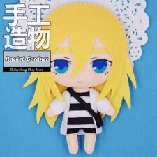 Anime Angels of Death Ray DIY Handmade Toy Bag Hanging Plush Doll Material Gift