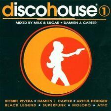 Milk & Sugar Disco house 1 (mix, 2000, & Damien J. Carter) [2 CD]