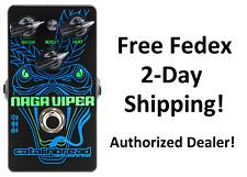 New Catalinbread Naga Viper Treble Boost Guitar Effects Pedal