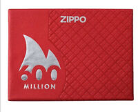Zippo 600 Millionth Zippo Lighter Collectible Very Hard to Find NIB ~~ WOW!!!