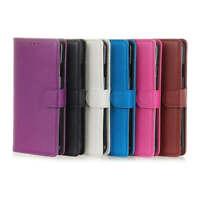 Litchi Wallet Leather Flip Case Cover For LG Q60 K50 V40 V50 K40s K50s Stylo 5
