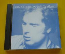 "CD "" VAN MORRISON - INTO THE MUSIC "" 10 SONGS (TROUBADOURS)"