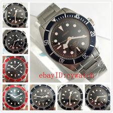 Corgeut/Sterile watch 41mm Luminous Black Automatic Men's Luxury Wrist Watches
