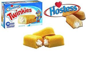 Hostess Twinkies Single Pack - 10 Cakes