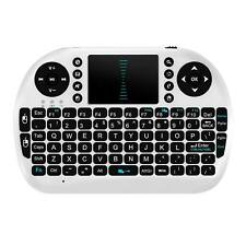 2.4GHz MINI Wireless Keyboard Mouse Touchpad For Android Smart TV BOX PC SPM