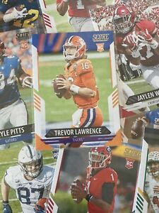 2021 NFL Score RC *Pick Your Player*
