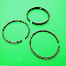Standard Size Piston Ring Set For Suffolk Qualcast 75cc Cast Iron Engine