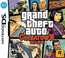 Grand Theft Auto Gta Chinatown Wars (Nintendo Ds, 2009) Brand New