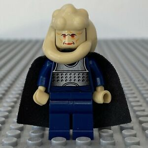 LEGO Star Wars Minifigure Rare Bib Fortuna Vintage From Jabba 4475 - sw0076