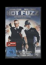 DVD HOT FUZZ - SIMON PEGG (von den Machern von SHAUN OF THE DEAD) *** NEU ***