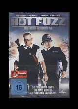 DVD HOT FUZZ - SIMON PEGG (von den Machern von SHAUN OF THE DEAD) *** NEU ***