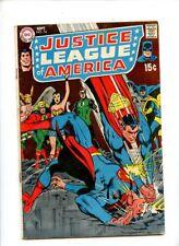 Justice League of America #74 (1969) GD