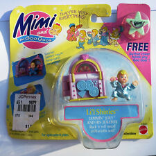 Polly Pocket Mimi & the Goo Goos Jammin´ Joey and his Jukebox Li`l Shinies