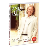 Falling In Love - Rieu Andre DVD Sealed ! New !