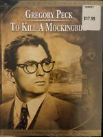 To Kill A Mockingbird Gregory Peck DVD Legacy Series 2-Disc Set SEALED free shp
