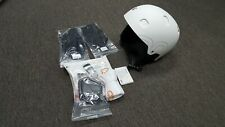 POC Receptor + Ski Skate Board Bike Helmet Small White