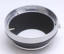 Bronica ETR Lens Adapteur Pour Canon EOS 1Ds 5D 5DII 7D 550D 450D 600D 60D