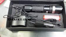 SWAT Rechargeable LED Torch 3 mode