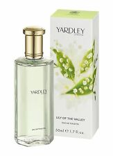 NEW Yardley Lily Of The Valley EDT Spray 1.7oz Womens Women's Perfume