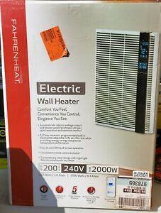 Fahrenheat Wall Heater Smart Series 12-1/2 in. x 17-3/4 in. FSSWH2004