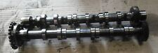 AUDI A4 B8 A5 8T 3.0 TDI CAPA PAIR OF CAMSHAFTS O/S DRIVER SIDE RIGHT