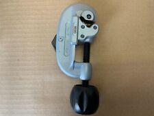 Ridgid Screw Feed Tubing&Conduit Pipe Cutter 32920 Model 15 3/16 in to 1-1/8 in
