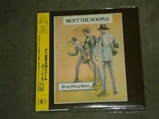 Mott The Hoople All The Young Dudes Japan Mini LP