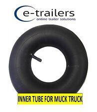 """4.00 - 10 400X10 INNER TUBE FOR MUCK-TRUCK 10"""" WHEEL -POWER-BARROWS-ROTAVATOR"""