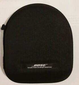 Case For Bose QuietComfort 2 Acoustic Noise Cancelling Headphones with adapter