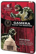 Gamera: War of the Monsters [Tin]