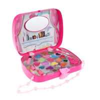 Kinderschmink Schminksachen Prinzessin Mädchen Kosmetikkoffer Spielzeug #2