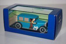 ATLAS-TINTIN-inspire du Taxi Checker-Tintin au Amérique #ref 2 118 004