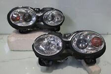 HELLA 1 PAIRS JAGUAR X-TYPE XTYPE Front Headlights Lamps Lights 02-08 OEM