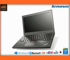 "Lenovo X260 Laptop, 12.5"" Intel i5 2.4GHz, 4GB RAM, 128GB SSD, Windows 10 Pro"
