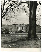 Chatsworth House - Vintage Publication Photograph - England