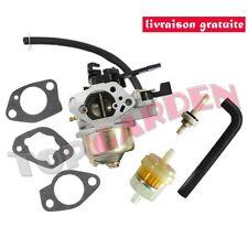 Carburateur et Joint pour Honda GX340 GX390 11CV 13CV Moteur Remp 16100-ZF6-V01