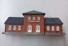 HelJan N gauge Kanaalstad railway station