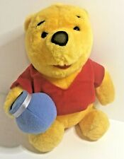 "1997 Mattel 10"" Winnie the Pooh Plush Stuffed Animal Toy (Doesnt play music)"